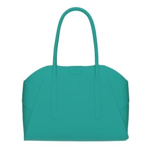 Torebka O bag unique Blue grass
