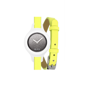 Zestaw O clock Click shift | Fluo giallo