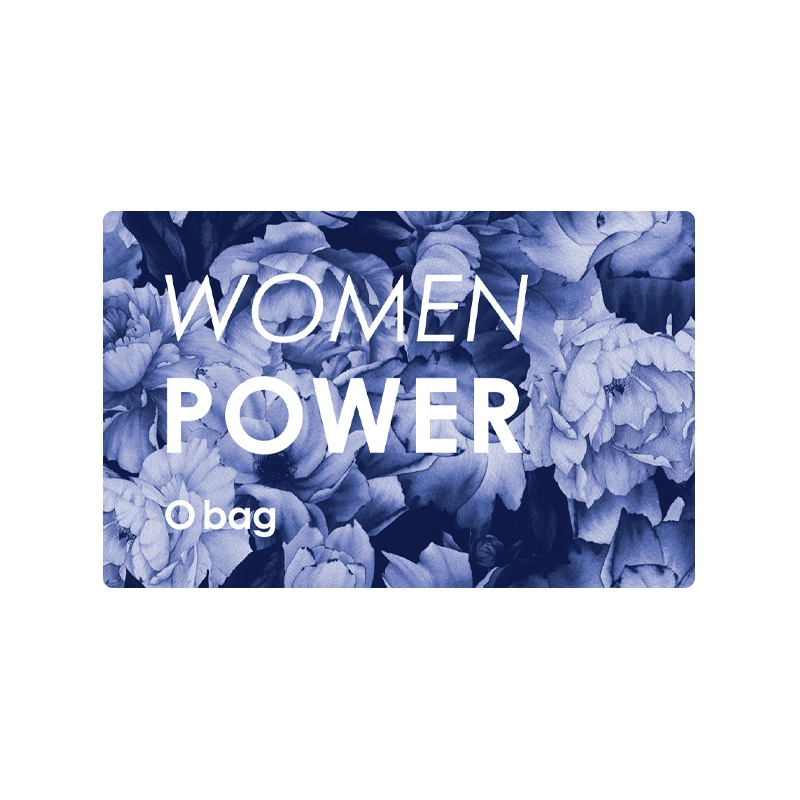 O bag Gift Card 500 PLN Edycja Women Power