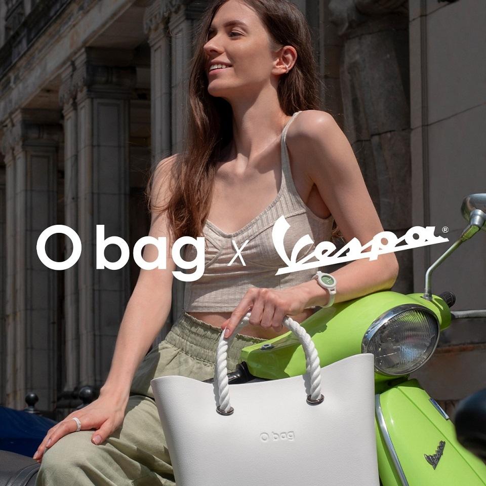 Konkurs Włoski weekend Obag x Vespa