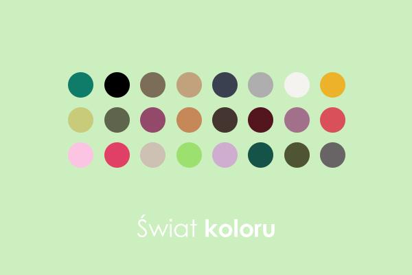 Świat koloru